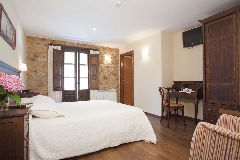 SUITE_ Habitación Hotel Rural El Fundil.