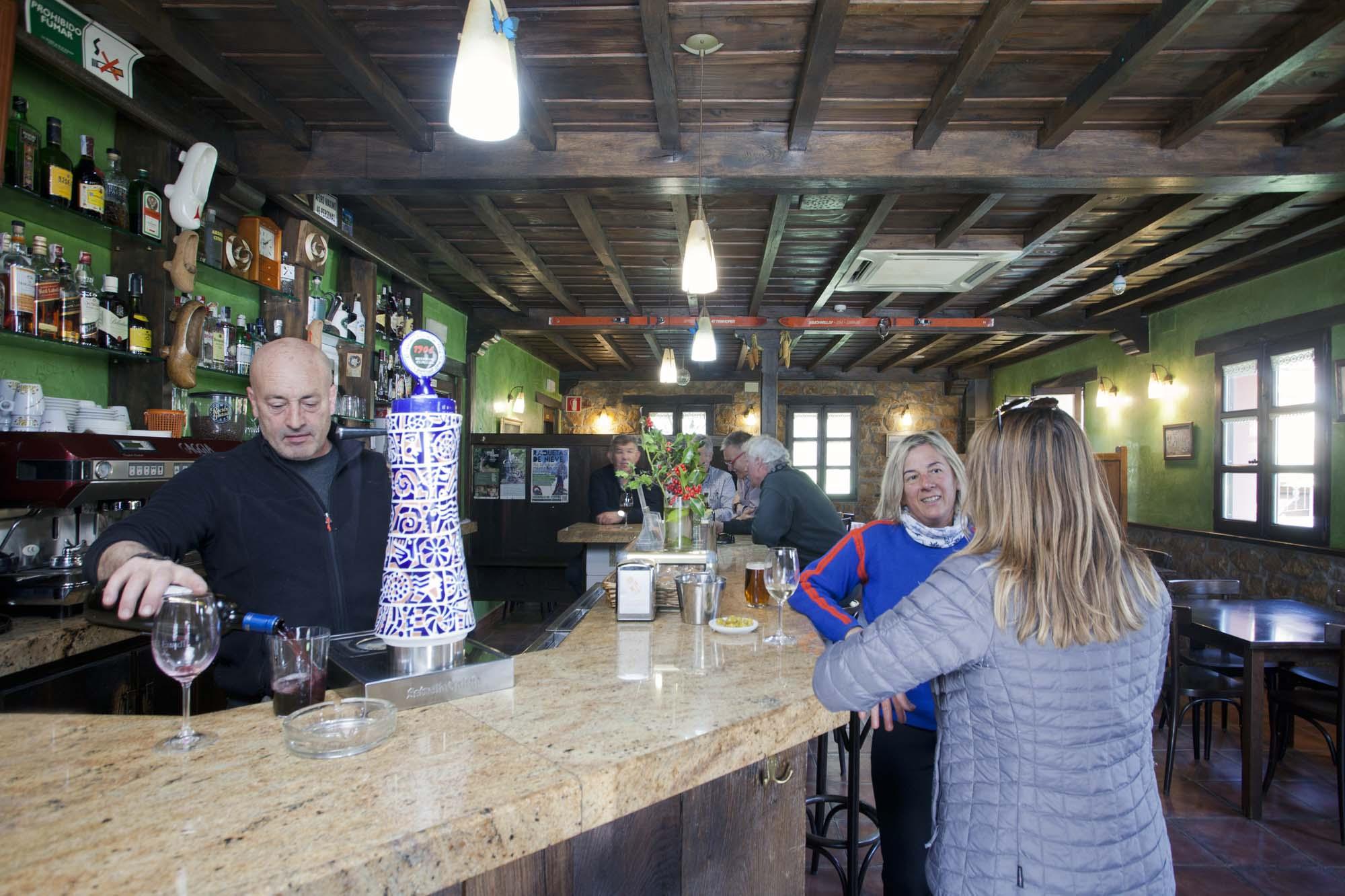 Chigre El Fundil, bar